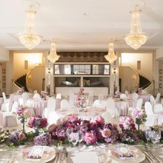【会費制】会費制結婚式やパーティーって何ができる?特典付全館開放フェア