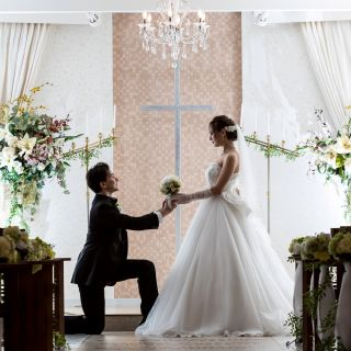 【会費結婚式】自己負担ゼロ♪ゲスト会費8000円で叶う式&パーティー!