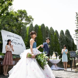 【ブランドドレスが料金UPなし♪】数百着ドレス確認&ご試食フェア!