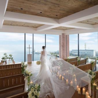 BAYSIDE GEIHINKAN VERANDA minatomiraiで結婚式【ウエディングパーク】
