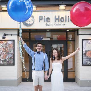 【ご来館いただいた皆様へ】人気レストラン「Pie Holic」食事券3,000円分プレゼント