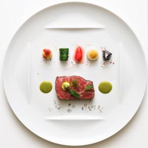 旬の食材を使い、素材の味を最大限に生かすミクニフレンチ