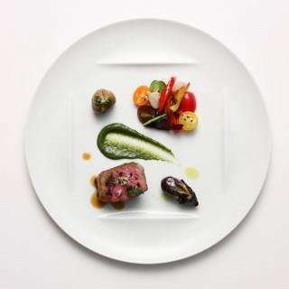 マリアージュで大人気「牛フィレ肉のロティ」が入ったコース料理を特別価格にてご用意!