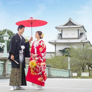 ~選べる金沢和婚フェア~兼六園前撮りor和装プレゼント!