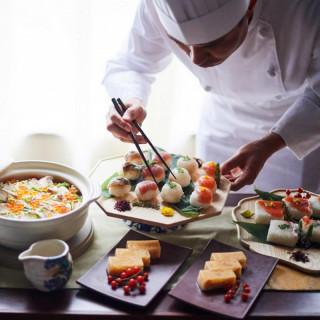 【最高料理へランクUP無料】国産牛スペシャリテ&デザート試食