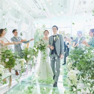 【先着2組-月末BIGフェア】豪華衣装×絶品試食×花嫁体験