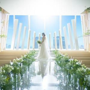 "【net限定フェア】""天空に誓うチャペル""挙式体験フェア"