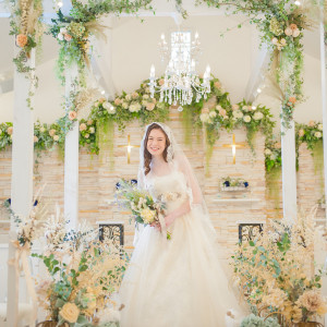 【新しい結婚式様式】家族と過ごす上質WD×衛生対策万全の試食付フェア