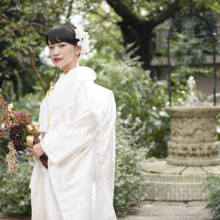 【レトロモダンな洋館で叶える和婚】伊勢山皇大神宮挙式のサポートも!