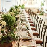 最近流行の流しテーブルはゲストの距離が近く、口コミでも好調♪
