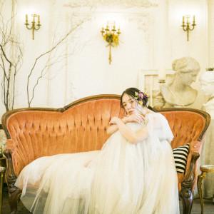 プレ花嫁に人気#アンティークな洋館貸切◆特製スイーツ試食付