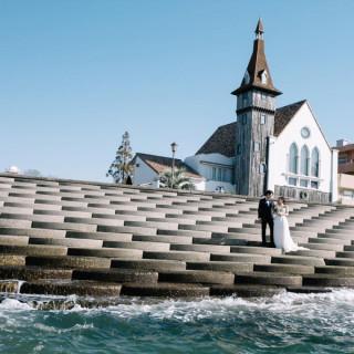 【海と大聖堂で叶うWedding】豪華2万コース試食&相談会