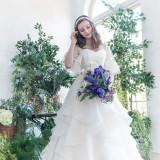 提携のドレスショップでは豊富な種類の衣裳がラインナップ!