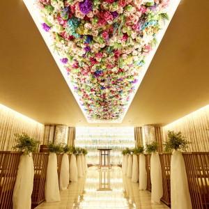 名古屋【初】FLOWERチャペル贅沢体験×シェフ実演の豪華試食会