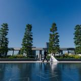 約4000平方メートルと銀座最大の屋上庭園は、360度パノラマビューで銀座の街並みを一望。都会の中で自然を身近に感じられる空間は非日常的で格別な一時を叶える