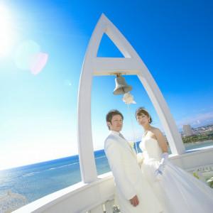 Beachside Sky Chapel OKINAWA 【ビーチサイドスカイチャペルオキナワ】
