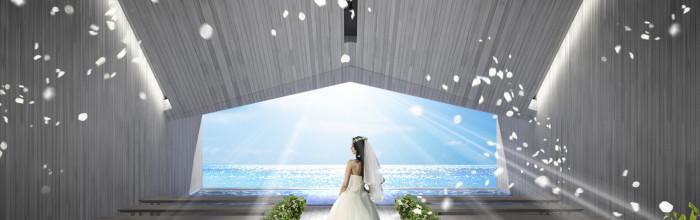 ブルー インフィニティー/ILE DE RÉ (イル・ド・レ)●小さな結婚式