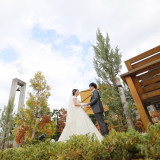 #外観 #ガーデン #廻郡山 #KAIKORIYAMA #食 #結婚式 #食婚式 #アットホーム #少人数専門 #青空 #ロケーションフォト