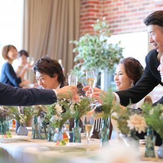 ◆10~50名◆地元で挙げる★家族だけの結婚式相談会