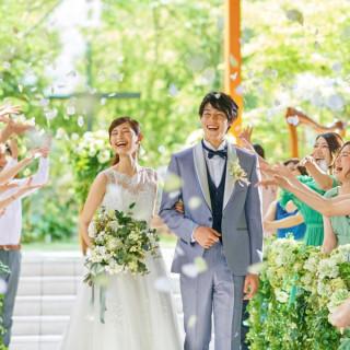 残2組【レストラン優待券付】森のチャペル×2万円コース試食