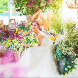 【完全予約制】憧れドレス&豪華試食2大体験フェア