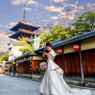 残▲【オンライン相談もOK】-静観な東山に囲まれて-至極の婚礼試食