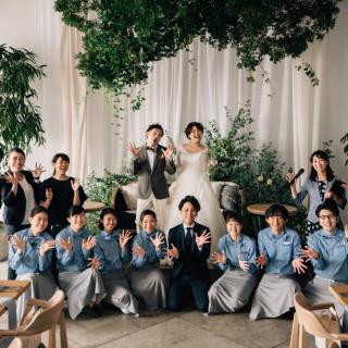 【19年春婚!!】持込自由&世界で1つの結婚式を♪