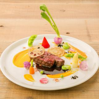 【ゲストへのおもてなし重視】特選和牛×オマール海老♪豪華試食