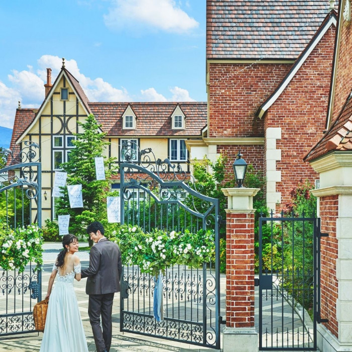 AUTHENTIC WEDDING Neos Mirabell - ネオスミラベル -