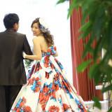 憧れのモデルさんのドレス♪