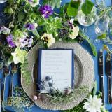 たくさんのお花をディスプレイして、華やかな祝宴を叶えて