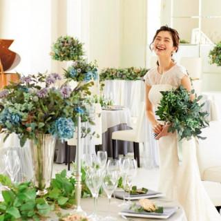 【金曜日限定】結婚式本番コーディネート見学×プレミアム試食会