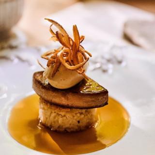 《東京レストラン評価1位》フォアグラ&黒毛牛フルコース!貸切邸宅×美食