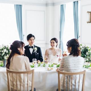 【貸切の少人数婚】贅沢コース試食♪上質邸宅で叶える美食のアットホームW