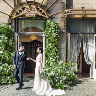 《期間限定★13万円フォトウエディング》円形チャペル&邸宅で写真結婚式