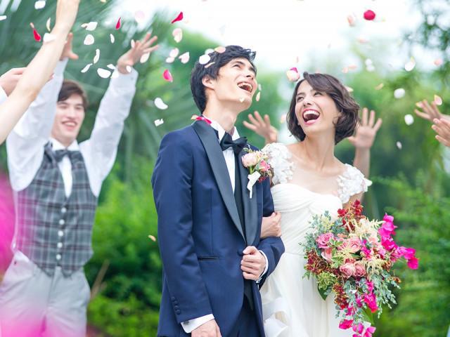 """結婚が決まったらまずグランドハウスへ★お得な""""1件目来館特典""""が人気!"""