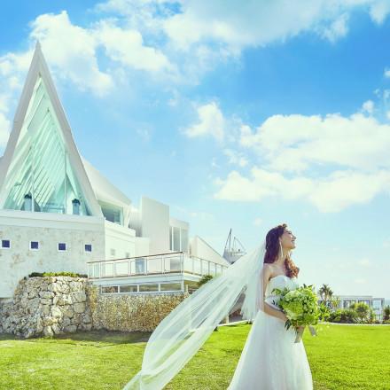 古宇利島 空と海の教会