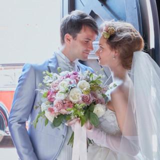 先輩花嫁に好評*初めての見学も安心ドレス特典付結婚準備スタートフェア