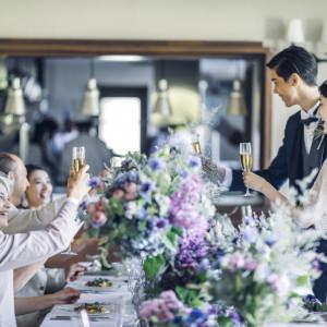 【家族婚】大人のおもてなしを叶えるリゾートフェア