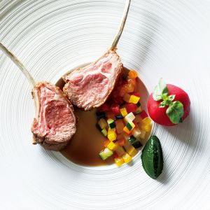 【ミシュラン2019で星を獲得】正統なるフランス料理でおもてなし