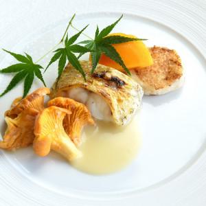 伝統的なフランス料理でおもてなし