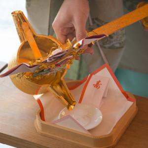 高台寺ひらまつで、ご披露宴・ご会食をされる方のための特別プランあり|レストランひらまつ 高台寺の写真(2484230)