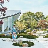 『四季の彩り』が詰まった庭園は、数多くの名園を手がけた久保造園の作品