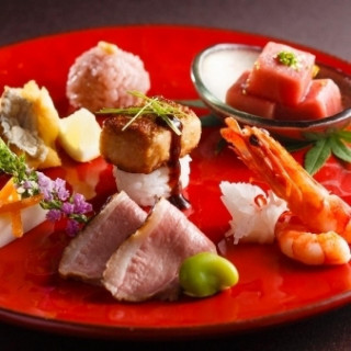 【料理重視向け】ディナー特典付★豪華7品試食×まるごと見学