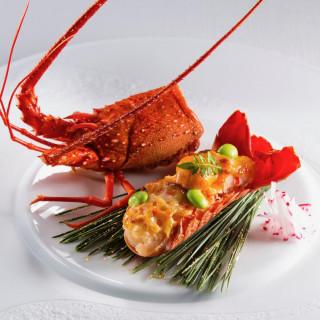【組数限定・ミシュランの味】フォアグラ&オマール海老!2万円コース試食
