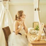 当日、花嫁が身支度をするブライズルームももちろん完備