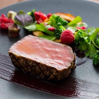 【料理重視の方へ】料理1ランクUP特典付★和×洋の絶品試食