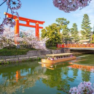 JR京都駅⇔平安神宮会館までの無料シャトルバスプレゼント
