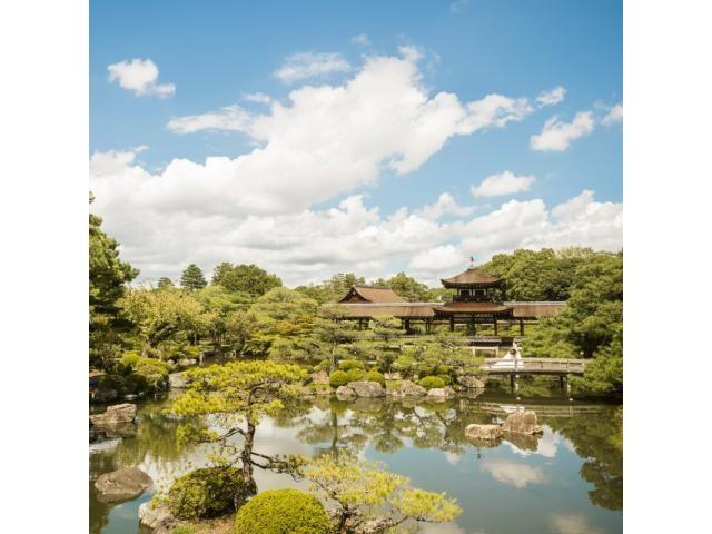 【知る人ぞ知る京都を体感】名勝指定庭園「神苑」見学ツアー
