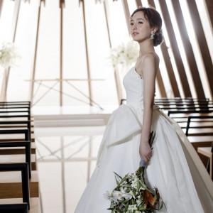 森のチャペル×海景×With U Wedding Project